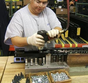 Metal Assembly Services, Metal Notching Riveting and Clinching