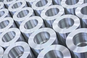 aluminized steel forming
