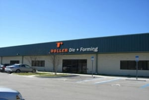 business acquisition from roller die