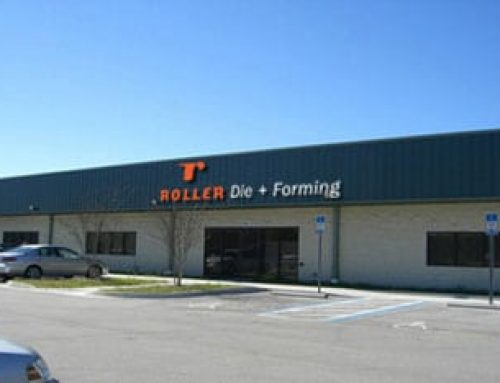 Roller Die + Forming is Financially Strong and Growing