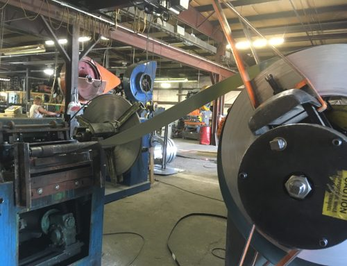Roll Forming is All About Speed