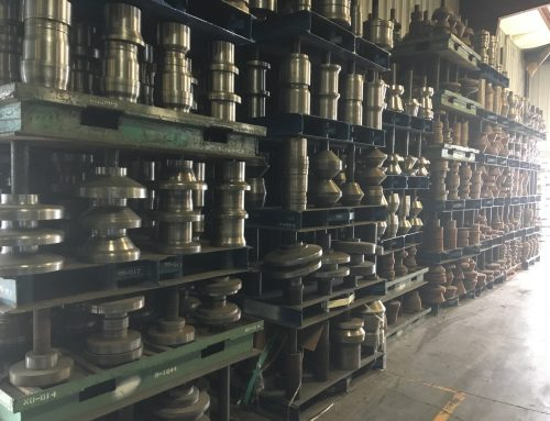 Roller Die's In-House Tool Room Manages Tooling Maintenance