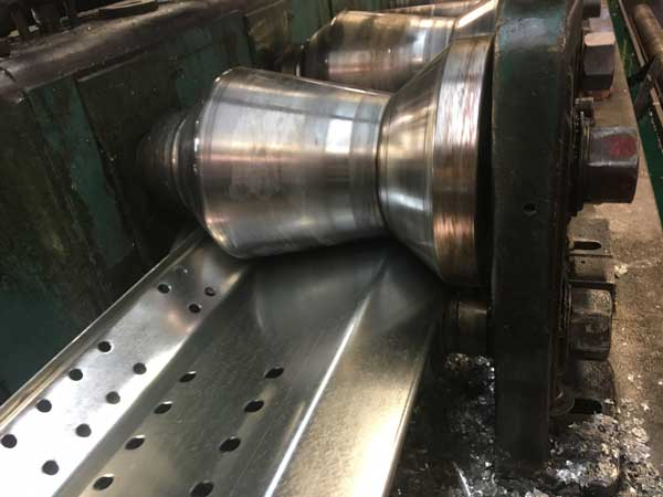 Roll Formed Metals