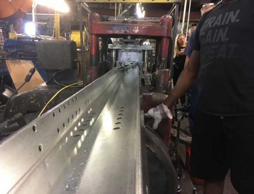 Large Volume Custom Roll Forming: DIY or Outsource?