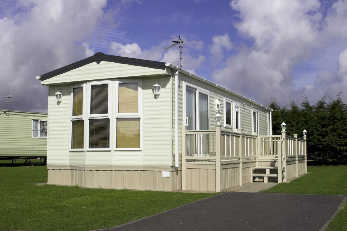 mobile home industry