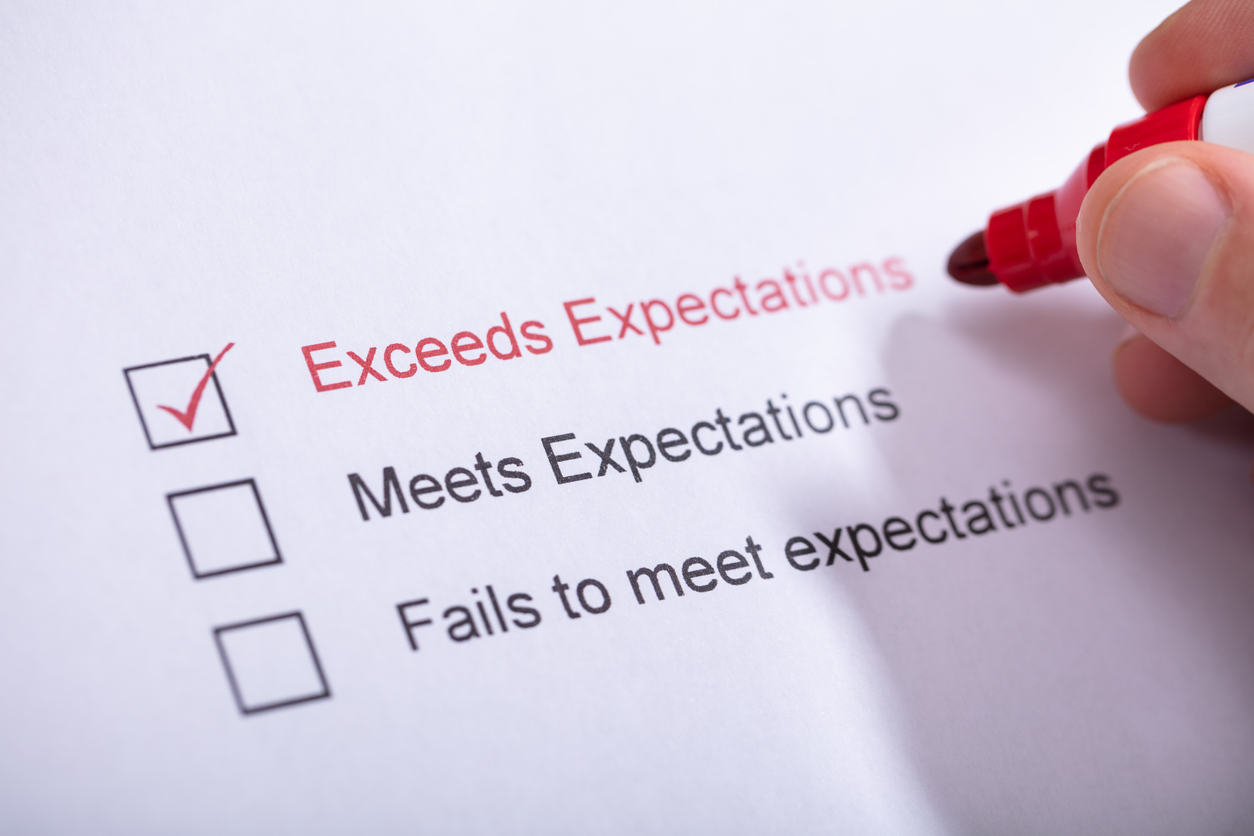 roll forming customer expectations
